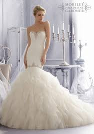 robe de mari e dentelle sirene robe de mariée morilee sirène et tulle robe de mariée et
