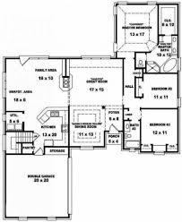 split floor plan house plans wonderful brilliant 653887 3 bedroom 2 bath split floor plan house