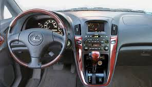 lexus jeep rs 300 2002 lexus rx 300 information and photos zombiedrive