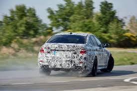 2018 bmw m5 gets new m xdrive system that can turn full rwd