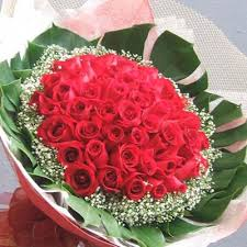 Red Rose Bouquet 100 Red Roses Bunch Online Flowers And Bouquet Delivery In Pune