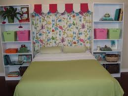 Bed Shelf Diy Bed Headboard Shelf Home Design Ideas