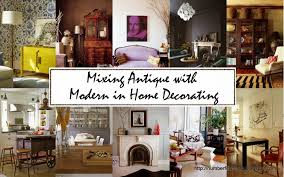 Mixing Furniture Styles by Number Fifty Three Mixing Antique With Modern In Home Decorating