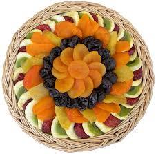 shiva baskets deluxe dried fruit swirl 48 oz shiva sympathy and condolence