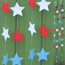 Decorative Garlands Home Popular Stars Hanging Buy Cheap Stars Hanging Lots From China
