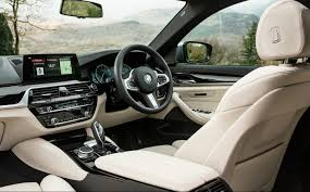 bmw 5 series dashboard bmw 5 series g30 review 2017 on
