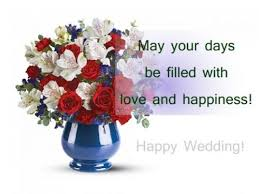 wedding wishes in wishes by sms