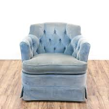 Light Blue Armchair This