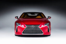 widebody lexus lfa 2017 lc 500 with 467hp is the most dynamic lexus since the lfa 51