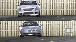 top gear cadillac cts v top gear bmw m3 vs cadillac cts v