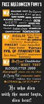 free halloween graphic 45 free commercial use halloween fonts typography graphic
