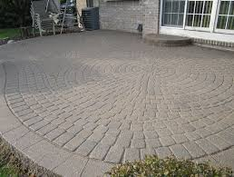 Brick Paver Patio Cost Calculator Brick Patio Ideas And Cost Home Design Ideas