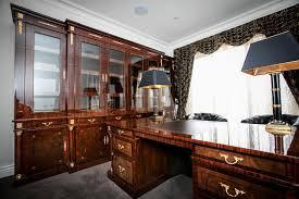 Regency Style Professional Executive Office Desk Timeless - Regency style interior design