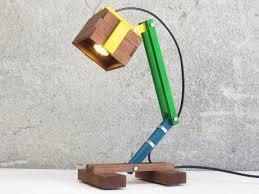 Kids Wood Desks by Kids Wooden Lamp Colorful Lamp Desk Lamp Adjustable Lamp
