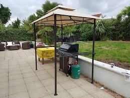 Backyard Bbq Setup Home