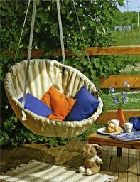 Circle Hanging Bed by Adorable Creative Home Swings For Trendy Exterior Interior Decor