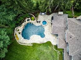 Custom Pools By Design by Inground Pools New Providence Nj By Pools By Design New Jersey