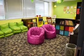 dcf unveils new room for children coming into foster care newsroom
