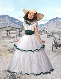 Halloween Costumes Southern Belle Historical Costumes Kids Historical Halloween Costumes
