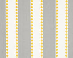 Yellow Home Decor Fabric Green Fabric By The Yard Home Decor Upholstery Curtain Pillow