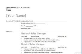 Proper Format For Resume Proper Resume Formats Career Trend
