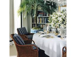ralph lauren dining room jamaica wicker dining chair 047 03 bk