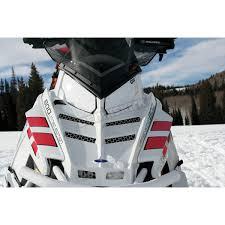 holeshot polaris headlight cover 50157014 snowmobile dennis