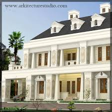 colonial houses photos colonial style luxury indian home design