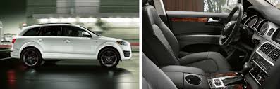 audi q7 cargo capacity q7 has ability to pull some serious weight audi royal oak