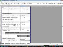 Payroll Reconciliation Excel Template Free Audit Working Papers Payroll Audit Working