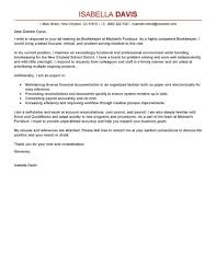 functional resume for students exles of a response best bookkeeper cover letter exles livecareer