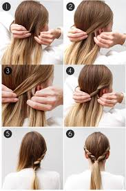 cute hairstyles you can do in 5 minutes cute but easy hairstyles wedding ideas uxjj me