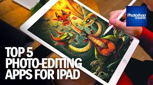 Home Design App For Ipad 2 Top 5 Best Photo Editing Apps For Ipad Youtube