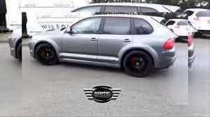 Porsche Cayenne Modified - bodykit porsche cayenne compatibility 2002 2006 by brims