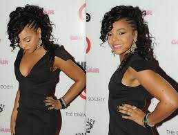 hairstyles for black women stylish eve party hairstyles for black women stylish eve
