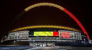 Belgian Flag London Landmarks Light Up With The Belgian Flag Londonist