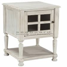 Power Chairside End Table Cottage Accents T505 102 Chairside End Table