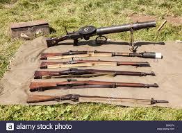 martini henry ww1 short rifle magazine lee enfield mark iii stock photo royalty