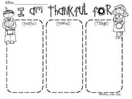 thankful writing thanksgiving graphic organizers