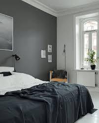 peinture deco chambre deco chambres look noir black and white decoration peinture mur