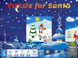 puzzle for santa tiltan games