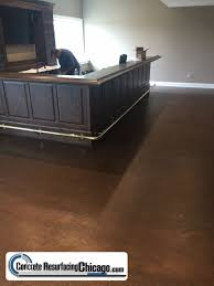 Polished Laminate Flooring 630 448 0317 Concrete Resurfacing Solutions Inc Uses Of Concrete