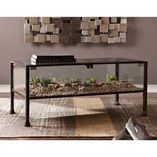 Display Coffee Table Furniture Display Case Coffee Table Ideas Black Rectangle