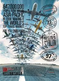 Print Advertisement Idea Design Asian Marketing Effectiveness Awards Print Advert By Bbh Travel