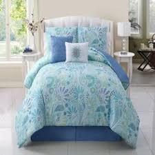 Teen Comforter Set Full Queen by Gorgeous Modern Fleur Chic Purple Black White Teen Comforter Set
