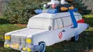 buy your own inflatable ghostbusters ecto 1 youtube