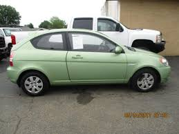hyundai accent green green hyundai accent in ohio for sale used cars on buysellsearch