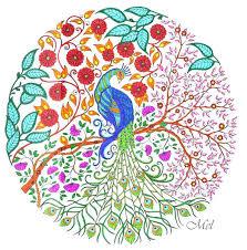 Coloriage Jardin Secret Jardin Secret Carnet De Coloriage Marabout