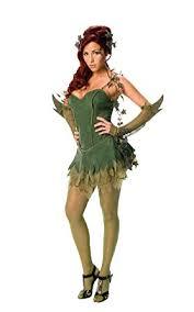 Amazon Prime Halloween Costumes Amazon Batman Secret Wishes Poison Ivy Costume Clothing