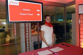 siege social free florence doré lancement de l offre free mobile